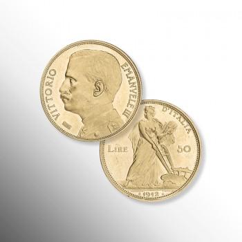 Regno d'Italia | 50 Lire...