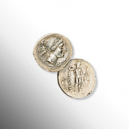 Magna Grecia | Brettii, Dracma, 215-205 a.C.