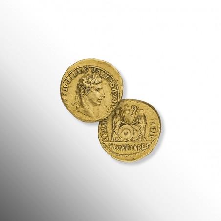 Antica Roma | Aureo di Augusto, 2 a.C. - 4 d.C.