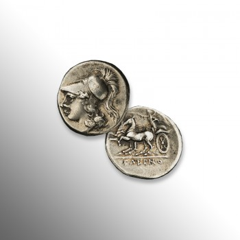 Magna Grecia | Didramma di...