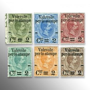 Regno d'Italia   Valevoli...